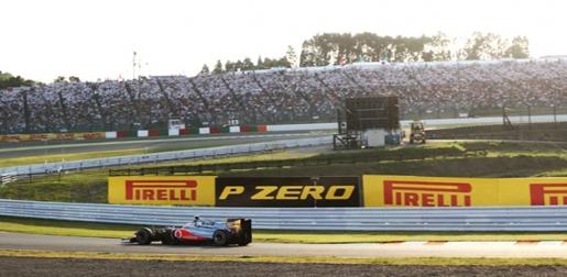 GP Suzuka 2011 - Button