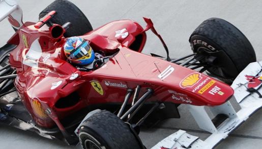 GP Suzuka 2011 - Alonso Pit