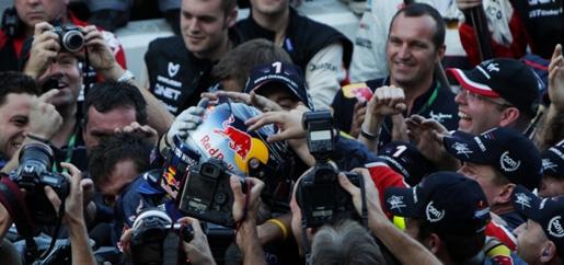 GP Suzuka 2011 - Vettel