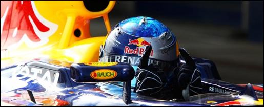Sebastian Vettel Turkije