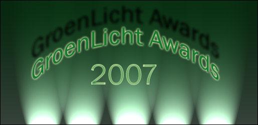 Groenlicht Awards 2007