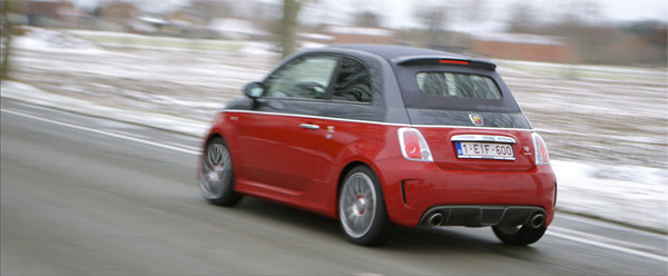 Abarth 595 Turismo header