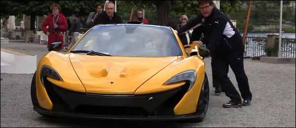 header McLaren P1