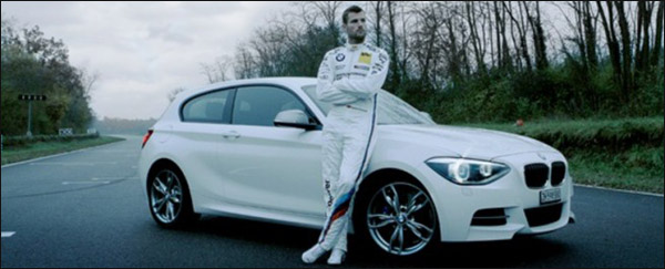 BMW the fastest christmas song in the world
