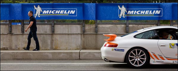 Michelin - From Track to the Road