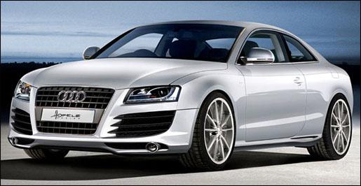 Hofele Audi A5 met R8 look