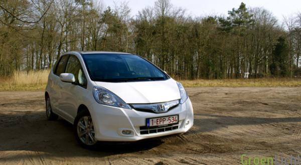 Honda Jazz Hybrid 1