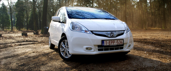 honda jazz hybrid header