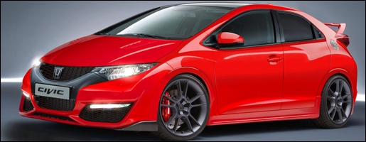 Honda Civic Type R 2013