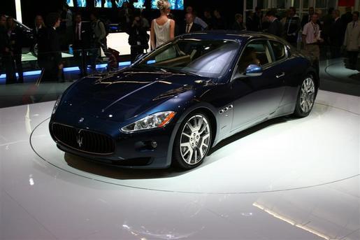Maserati GranTurismo Frankfurt
