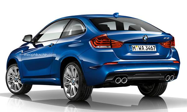 Impressie: BMW X2
