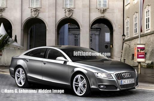Impressie Audi A7
