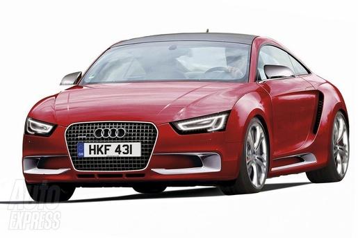 Impressie: Audi R4