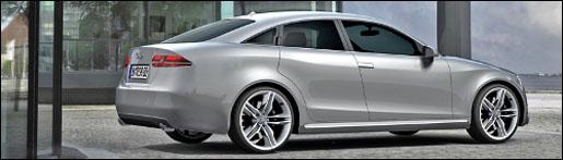Impressie: Audi RS9/A9