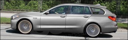 Impressie: BMW 5-Reeks Touring