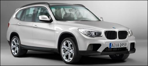 Impressie: nieuwe BMW X3