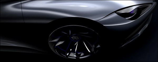 Infiniti Electrical Sports Car