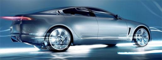 Jaguar XF Concept 1