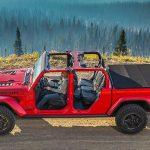 Officieel: Jeep Gladiator pick-up (2018)
