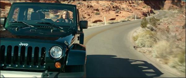 Jeep Wrangler Reclame