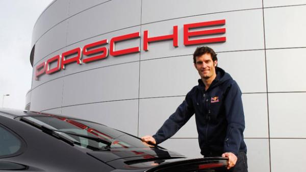 Mark Webber & Porsche