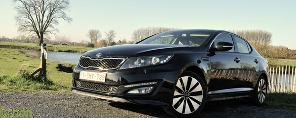 kia optima still