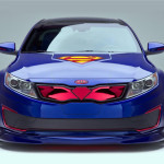 kia optima superman gallery