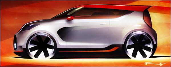 Kia Track'Ster Concept 2012