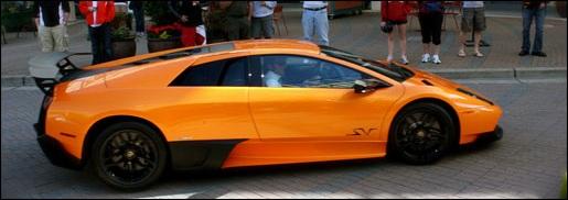 Lamborghini LP 670-4 SV