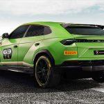 Officieel: Lamborghini Urus ST-X Concept (2018)