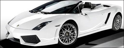 Lamborghini LP560/4 Spyder