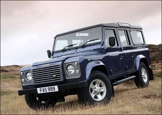 Land Rover Defender - 14
