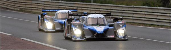 Peugeot Le Mans 2012