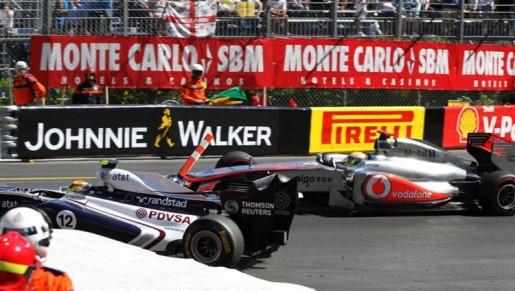 F1 Monaco 2011