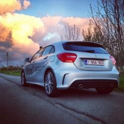 Like My Ride - Mercedes A-Klasse