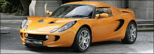 Lotus Elise Supercharged SC 2008
