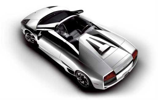 Lamborghini Cabrio