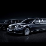 Officieel: Mercedes Maybach S-Klasse Pullman
