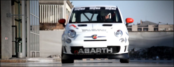 Abarth Make It Your Race 2012