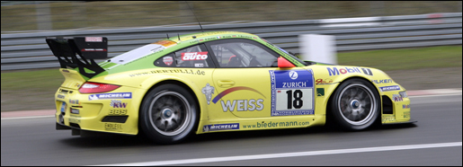 Manthey Porsche #18