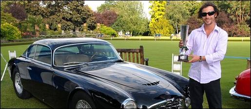 Jay Kay's Maserati A6 G45