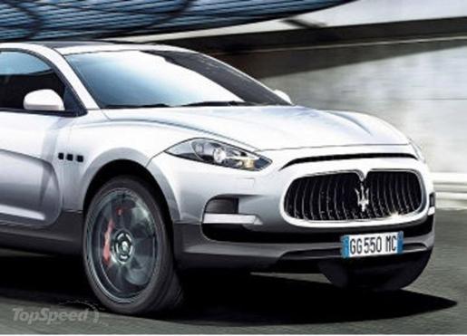 Maserati Crossover