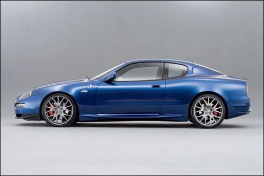 Maserati GranSport Zijkant