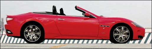 Impressie: Maserati GranTurismo Spider 2010