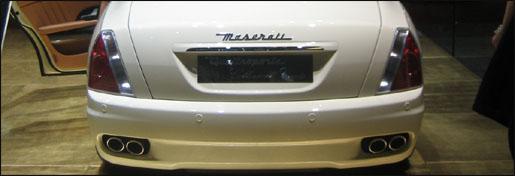 Maserati Quattroporte Collezione Cento Genève Geneva