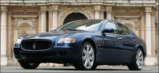 Maserati Quattorporte