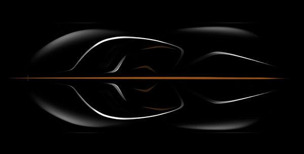 Preview: McLaren BP23 - hypercar met drie zitplaatsen (2018)