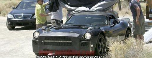 Mercedes SLC - Spyshots Q