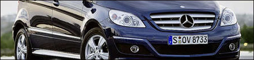 Mercedes B facelift