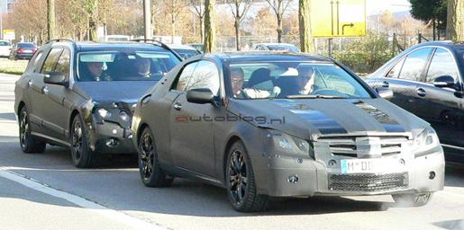 Mercedes CLK - E
